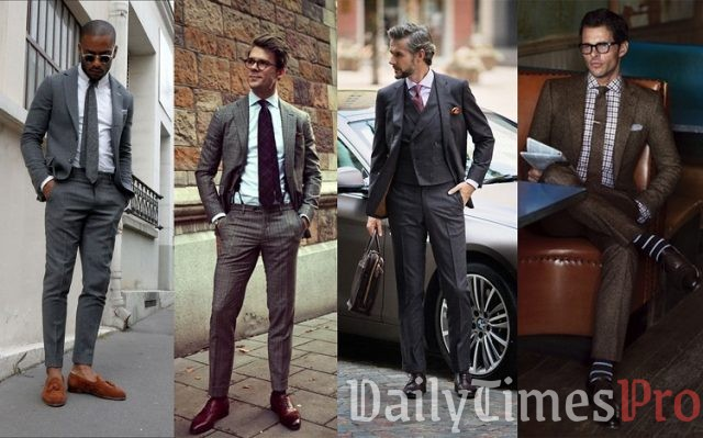 THE IMPORTANCE OF WELL-DRESSED MAN
