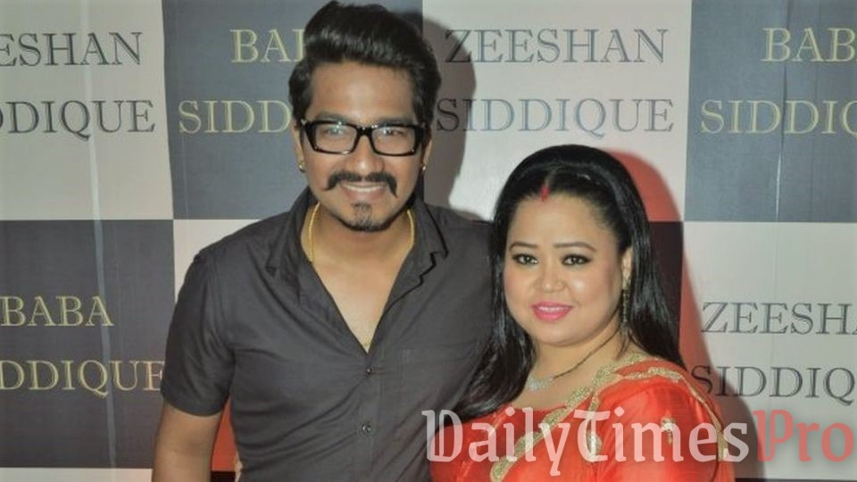 Bharti Singh arrested: Indian comedian Bharti Singh arrested after cannabis found in raid