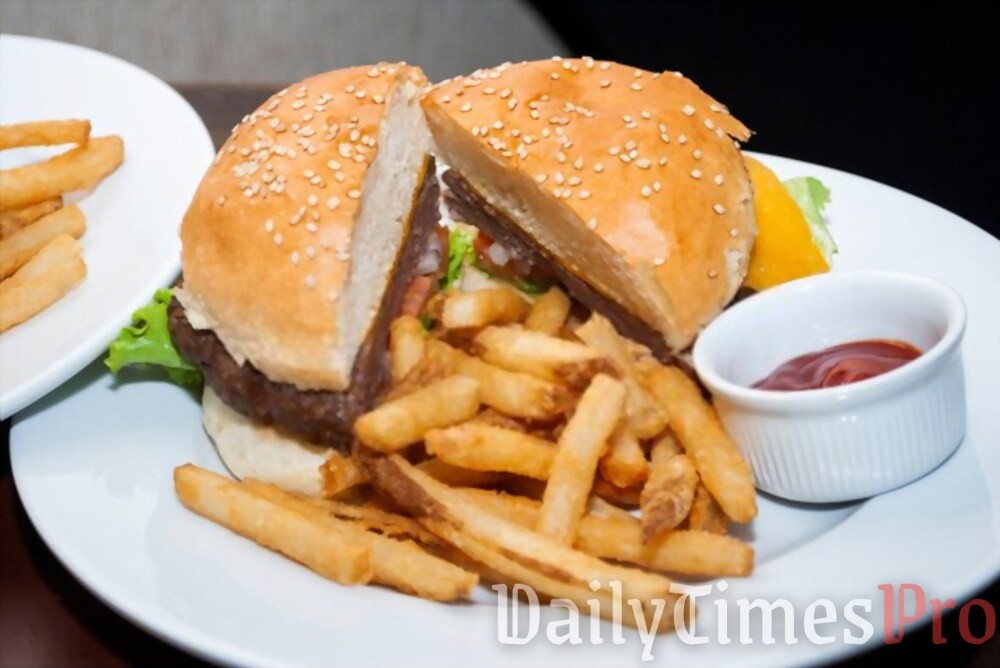 Eating fast foods | Causes of Stubborn Fat