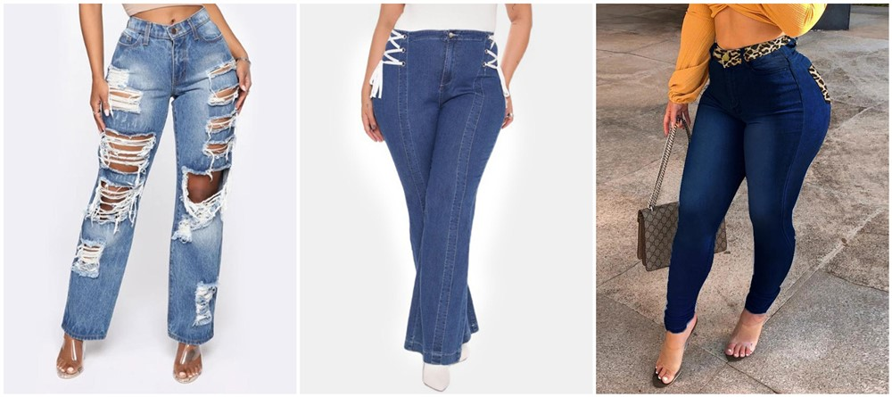 Bright Wholesale Plus Size Jeans will Take You to the Next Level